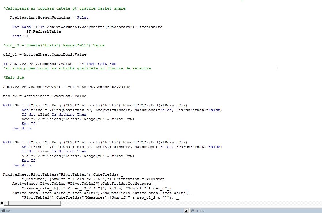 VBA Code sample2