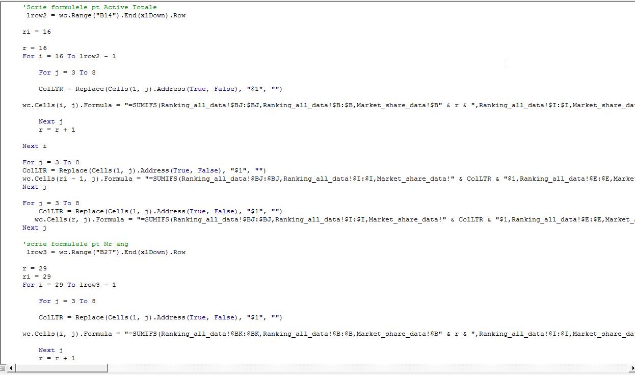 VBA Code sample8